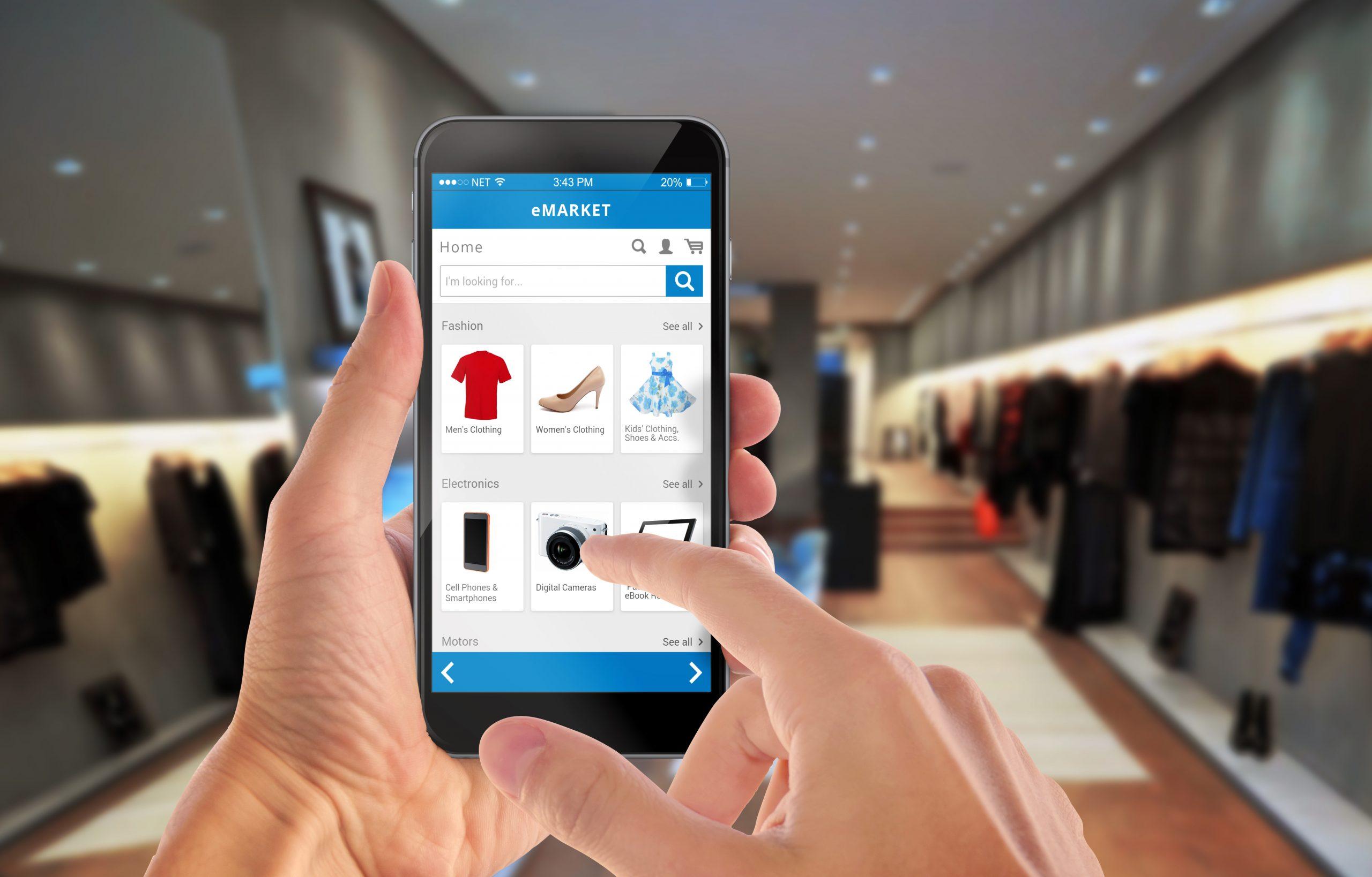 E-commerce et M-commerce,sont-ils toujours en croissance ?