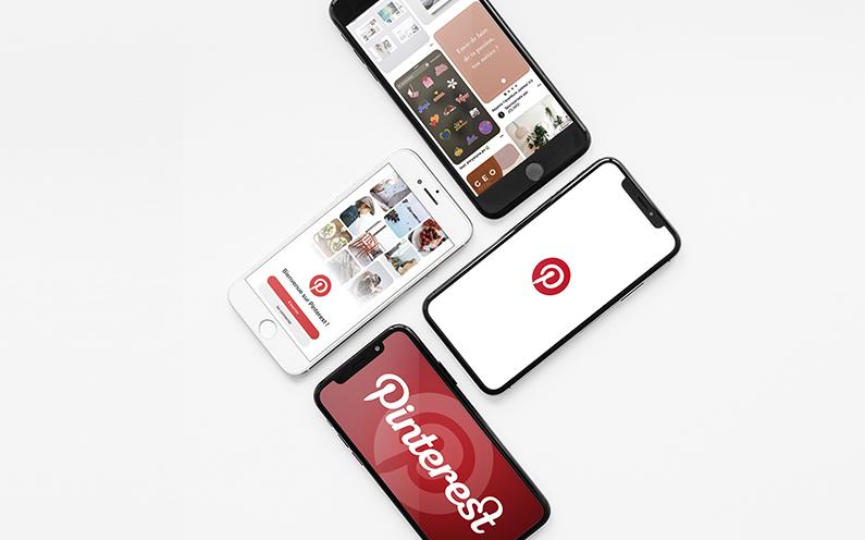 Pinterest, la montée en puissance ?