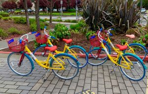 Vélos Google