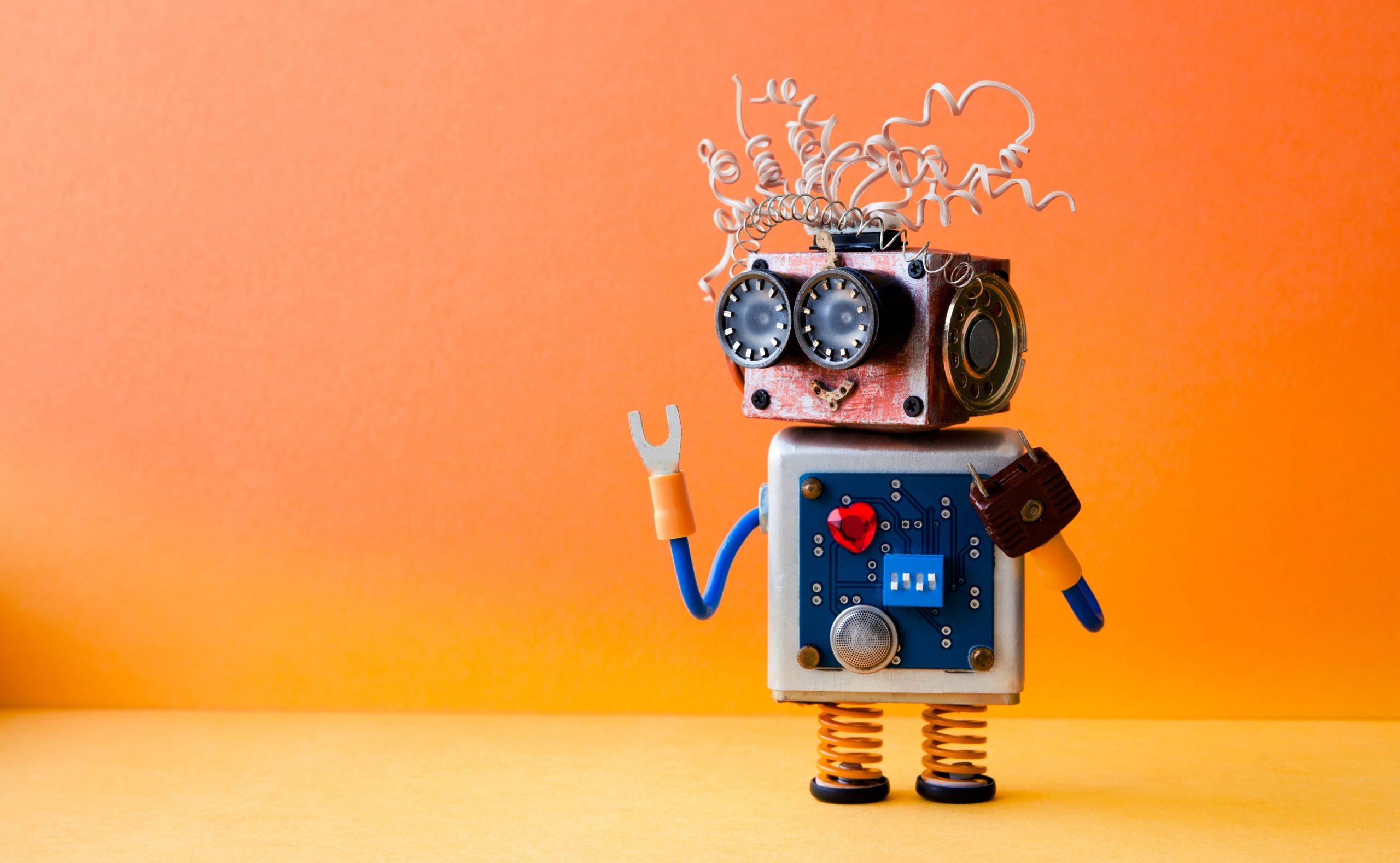 Robot crawler